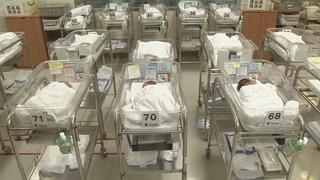 统计:韩3月出生率同比减少10%创同月新低