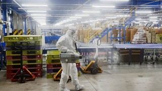 韩政府:电商物流中心相关新冠病例增至69例