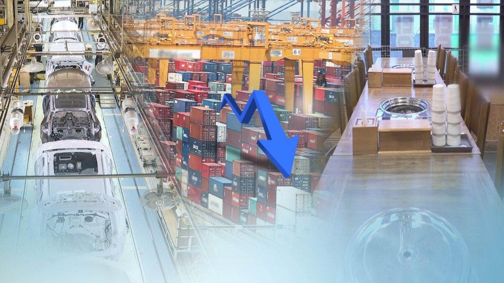 韩2020年第一季GDP增速初步核实为-1.3%