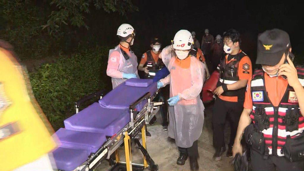 首尔市长朴元淳在市区一山上被发现身亡
