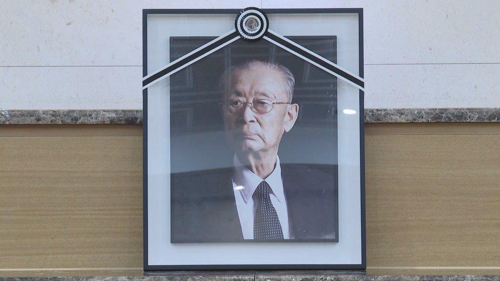 韩国名将白善烨去世 享年百岁