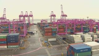 韩8月出口同比下降9.9%