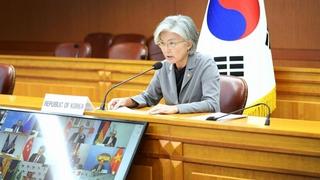 韩外长出席G20特别外长视频会议