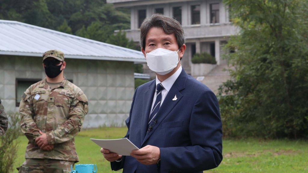 韩统一部长官:朝方展现出遵守军事协议态度