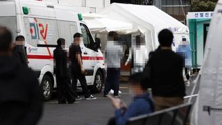 韩国新增110例新冠确诊病例 累计23216例