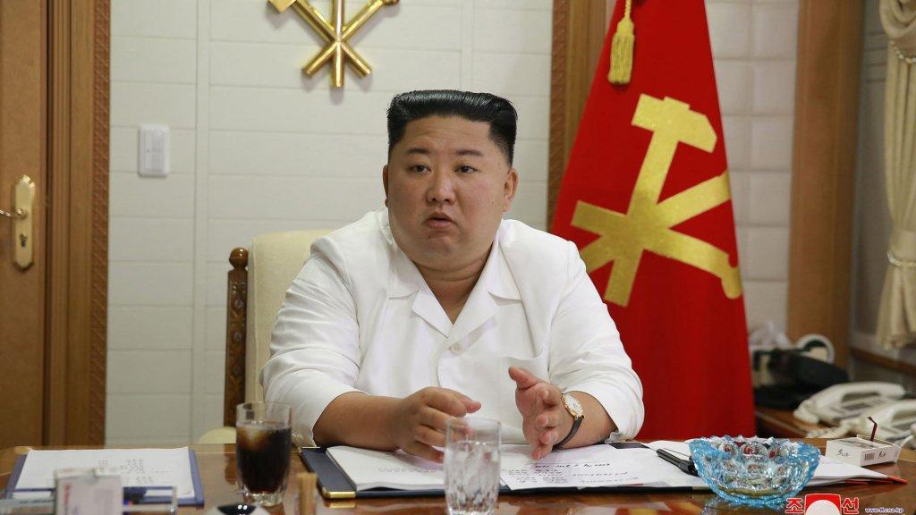 金正恩就韩公民在朝遇害正式致歉