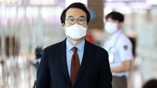 韩国对朝代表李度勋启程赴美 将会晤美对朝代表