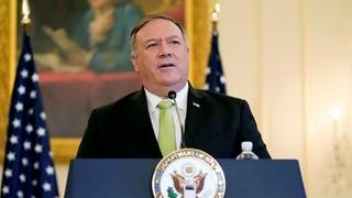美国务卿蓬佩奥将于10月7-8日访韩