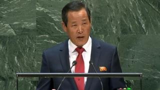 朝鲜常驻联合国代表:不能以经济补偿为代价放弃尊严