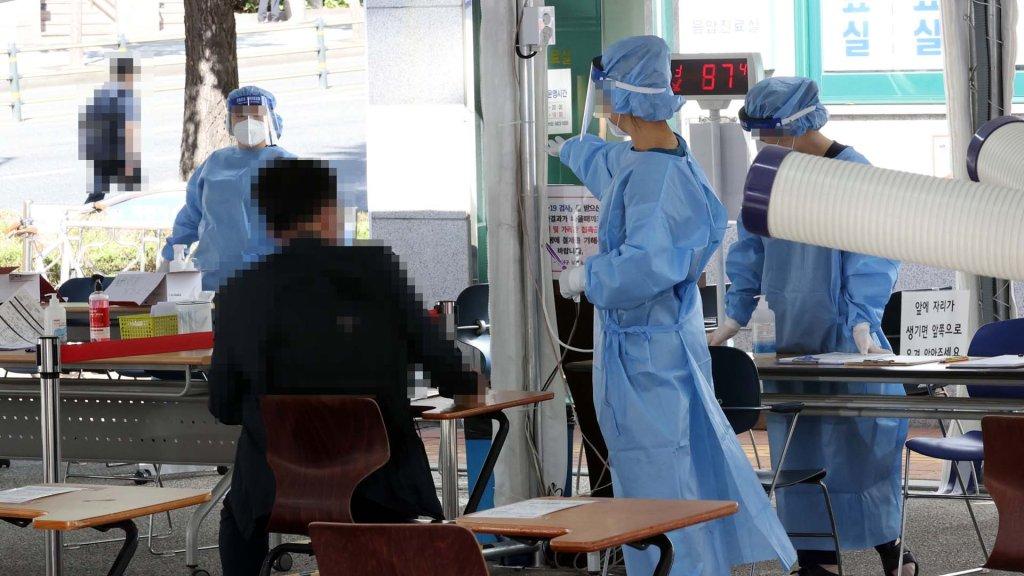 韩国新增76例新冠确诊病例 累计25275例