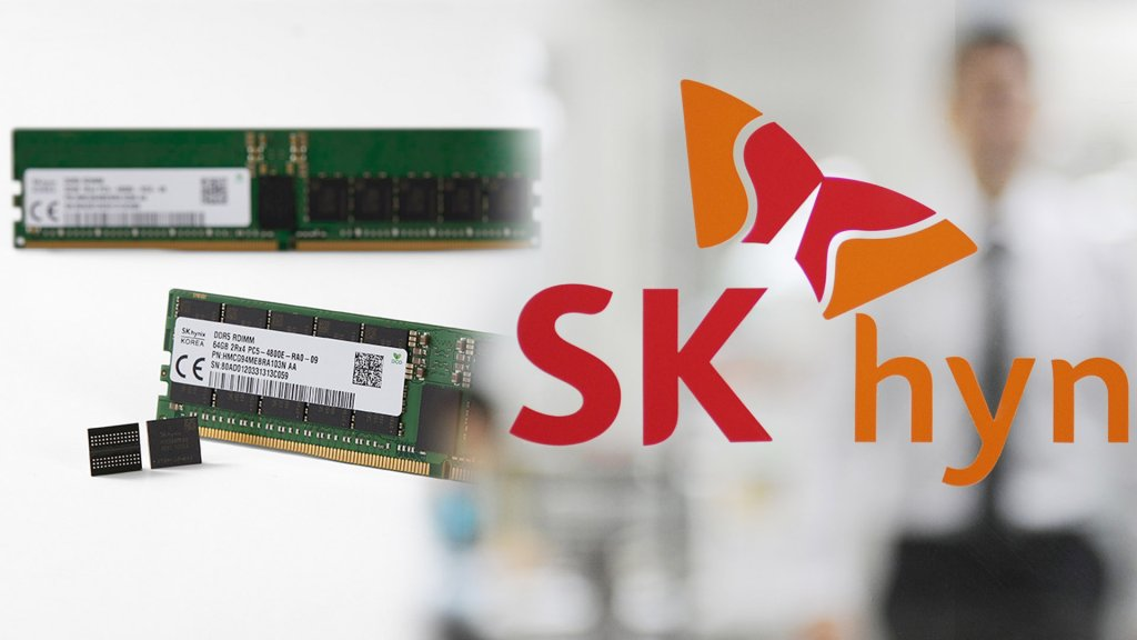 SK海力士将收购英特尔NAND闪存业务