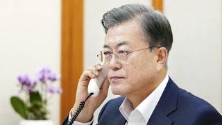 文在寅同三国首脑通话为世贸总干事选举拉票