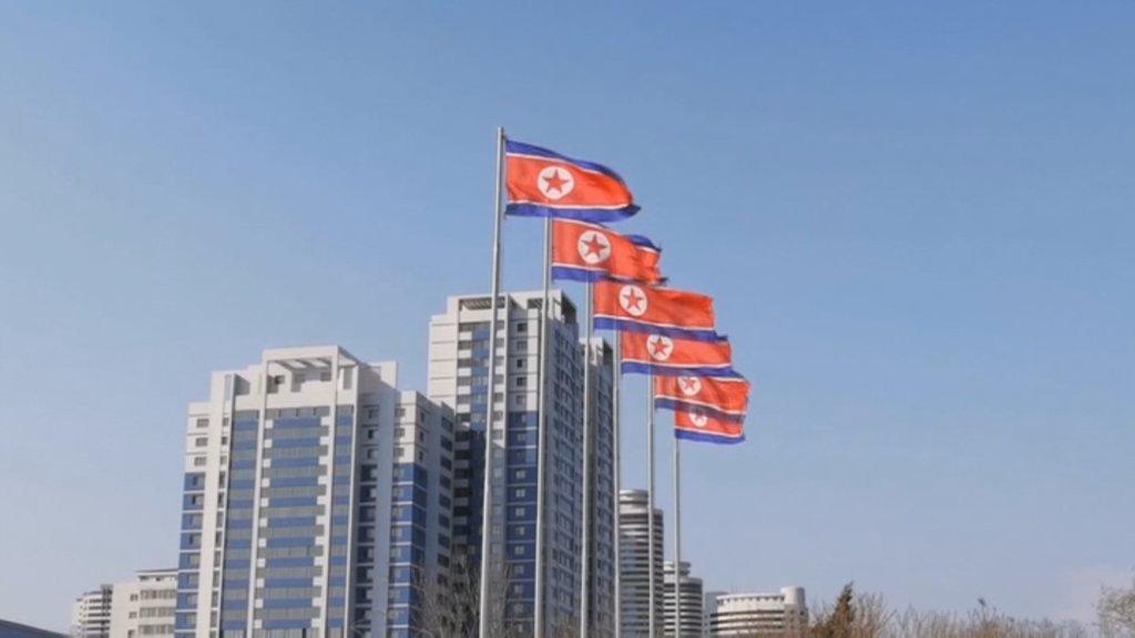 朝鲜对美国大选结果保持沉默