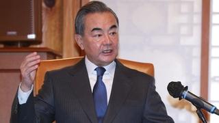 中国外长王毅结束访韩启程回国