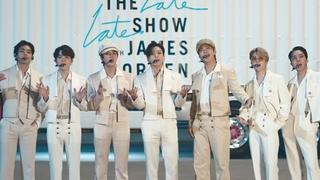 防弹少年团韩语歌首登顶公告牌单曲榜