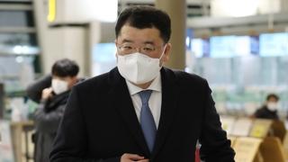 韩副外长启程赴伊朗交涉韩船被扣事件
