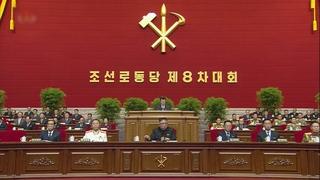 朝鲜劳动党八大各部门研究决定书草案