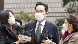 三星李在镕服从行贿案重审判决不上诉