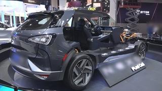 2020年韩国纯电动汽车出口同比增65.9%