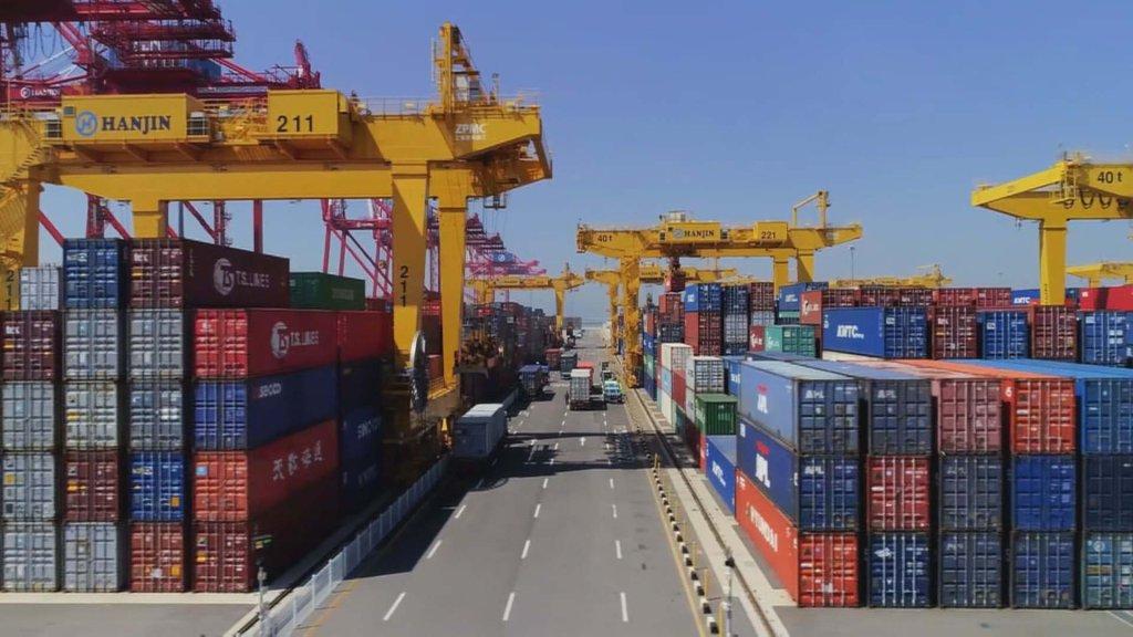 韩国2月出口同比增加9.5%