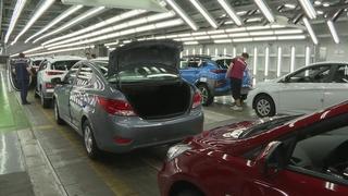 韩国五大整车厂商2月销量同比增2.3%
