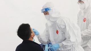 韩国新增424例新冠确诊病例 累计91240例