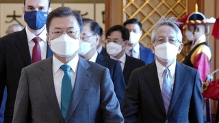 文在寅就核废水入海向日驻韩大使表忧虑