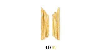 """麦当劳携手防弹在全球49国推""""BTS套餐"""""""