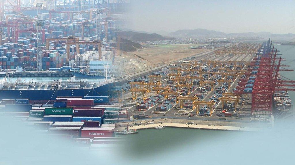 韩国2021年第一季GDP环比增1.6%