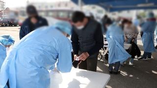 韩国新增525例新冠确诊病例 累计126044例