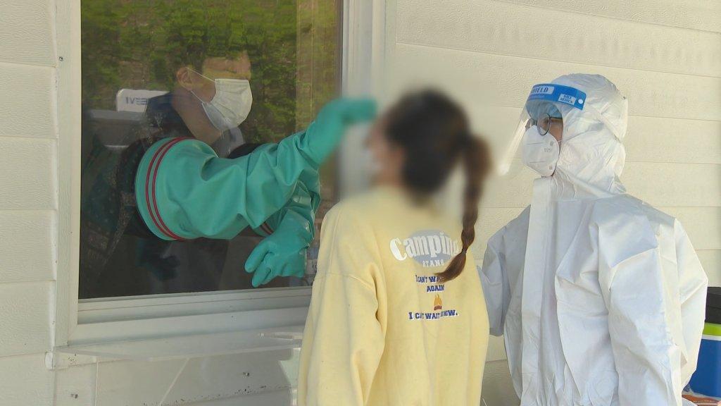 韩国新增511例新冠确诊病例 累计128283例