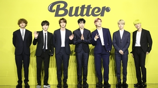 防弹《Butter》连续三周登顶公告牌单曲榜