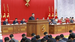 金正恩主持劳动党八届三中全会讨论粮食问题