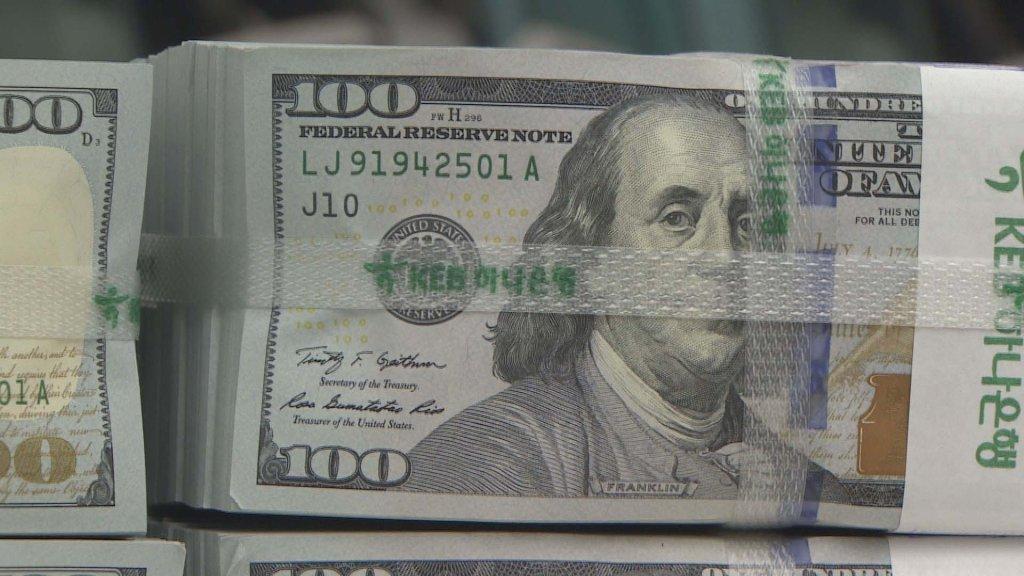 韩美600亿美元换币协议展期3个月至年底