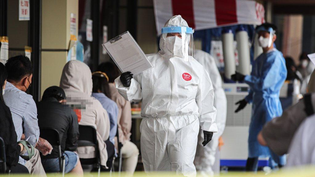 韩国下月1日放宽防疫措施