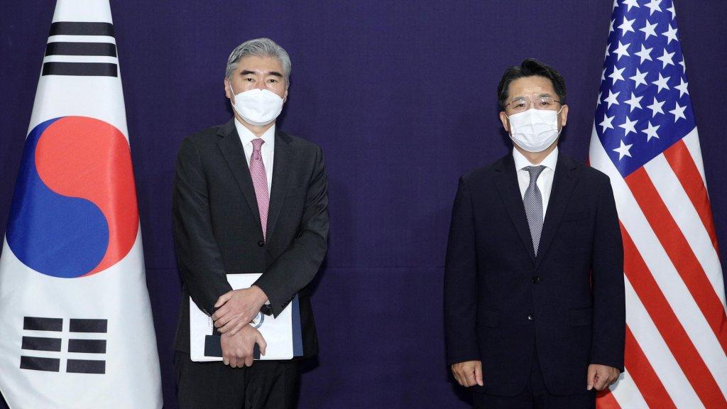 韩美考虑废除涉朝工作组