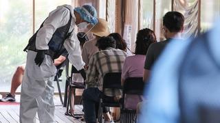 韩国新增1318例新冠确诊病例 累计190166例