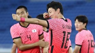 东京奥运韩国男足6-0大胜洪都拉斯挺进八强