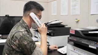 朝鲜回应韩国通过海上频率所发信息