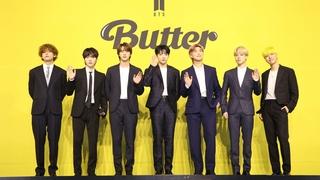 防弹《Butter》公告牌百强单曲榜排名第八