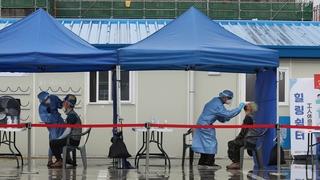韩国新增2155例新冠确诊病例 累计241439例