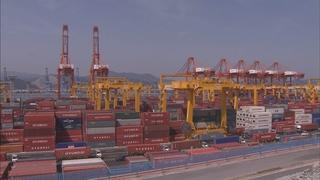 韩8月出口同比增34.9%创历年同月之最