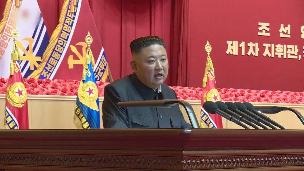 朝鲜就文在寅终战宣言提议表态:为时尚早