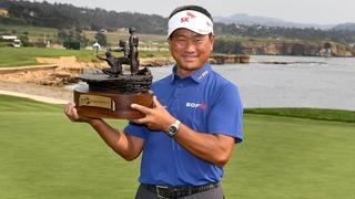 韩高球手崔京周夺得美PGA长青巡回赛冠军