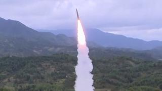 朝鲜证实首次试射高超音速导弹