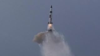 朝鲜称潜射弹道导弹试验不针对韩美