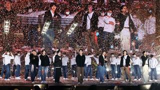 防弹线上演唱会吸引197国观众收看