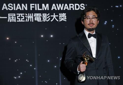 亚洲电影大奖《哭声》罗泓轸荣获最佳导演奖