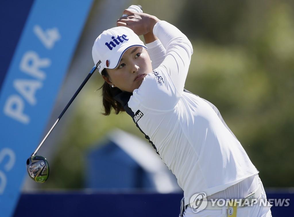 韩国球手高真荣获LPGA全日空锦标赛冠军