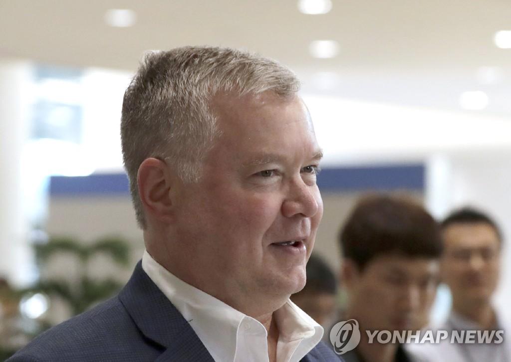 美对朝代表本周相继访问韩日